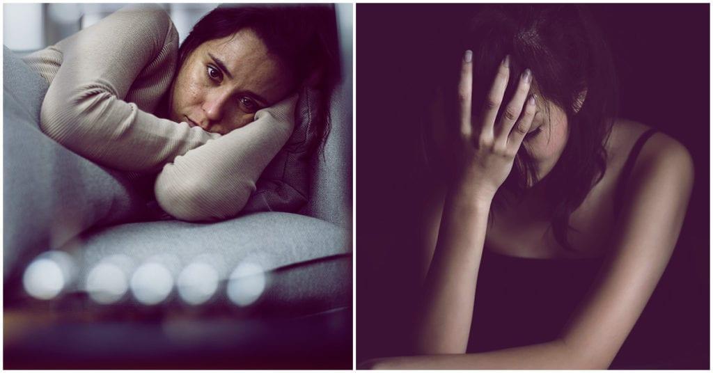 Estos son 4 tipos de depresión, ¿tienes alguna?