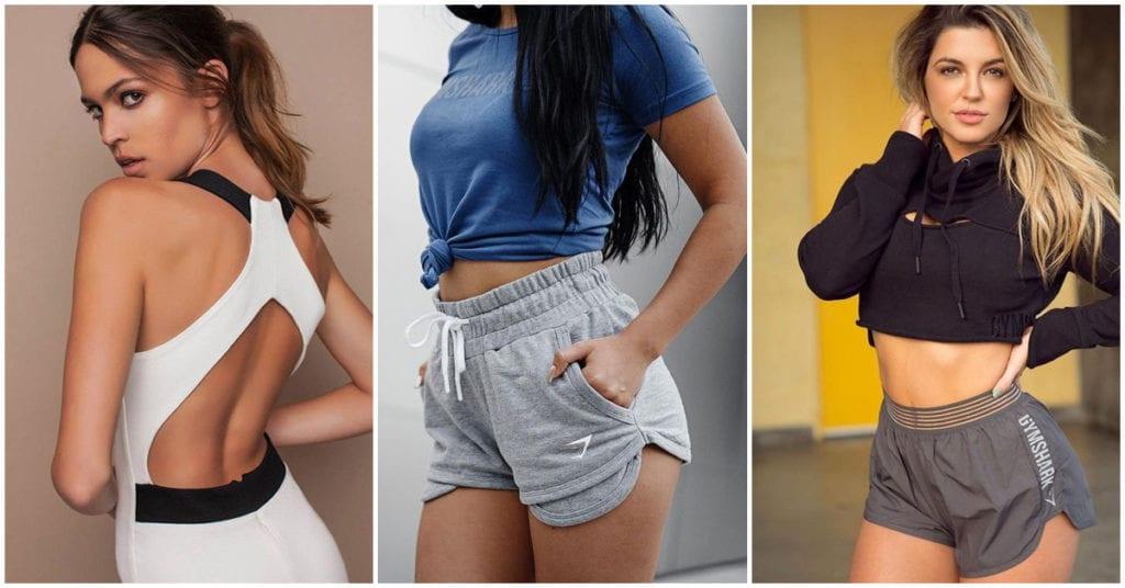 Outfits para ir al gym durante el verano