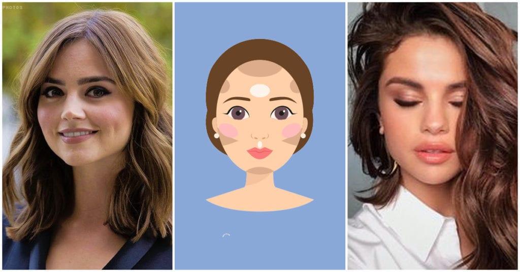 Tips de makeup que te servirán si tienes cara redonda
