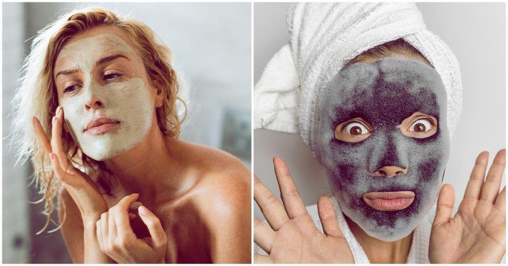 Cuidado, tu mascarilla podría causarle adicción a tu piel