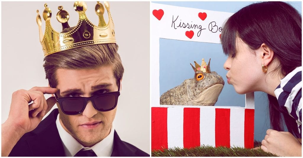 """Si sigues buscando al """"príncipe encantador"""", terminarás decepcionada de los """"sapos"""" que conocerás"""