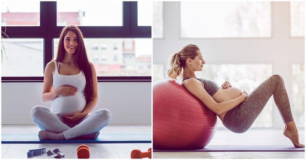 Parto fácil y sin dolor, ¡es sencillo con estos ejercicios!