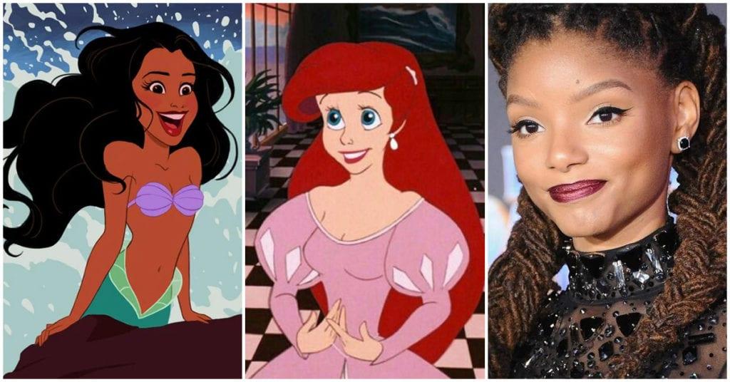 Anuncian a la nueva Sirenita del live action de Disney y no todos están de acuerdo