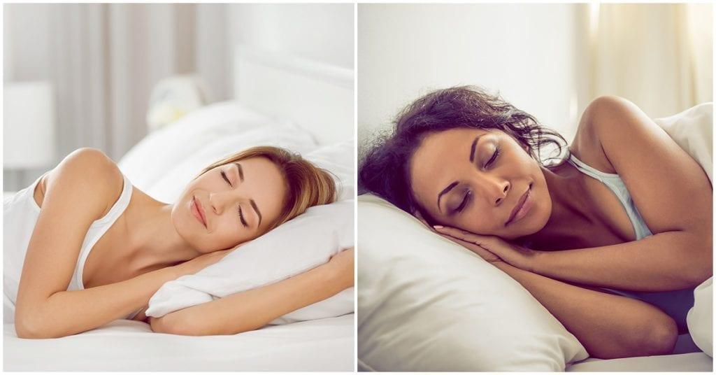 Bajar de peso mientras duermes ¡es posible!