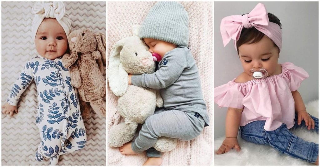Outifts para que tus babies se vean divinos