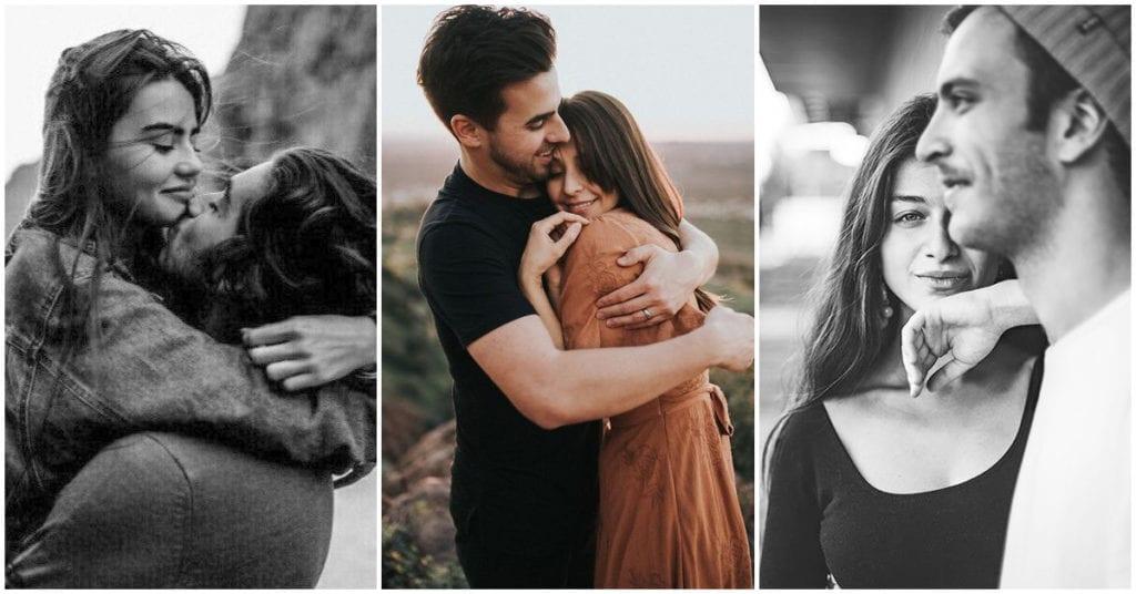 Ideas para tener fotos románticas con tu chico; ¡awww!