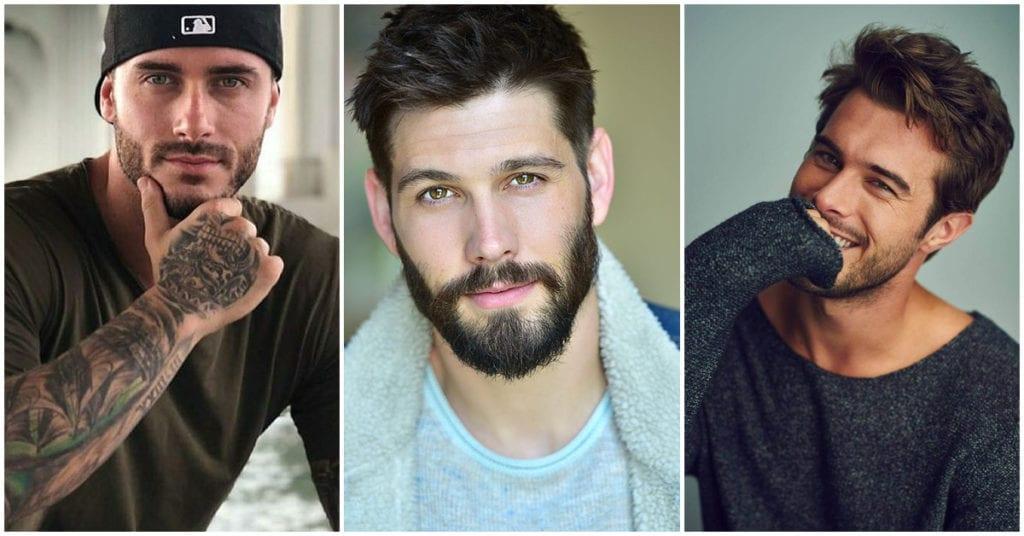 Hombres con o sin barba: ¿cómo te gustan más?