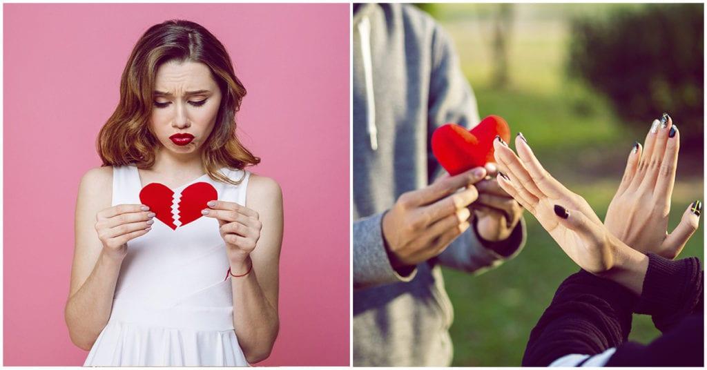 Razones por las no debes seguir en contacto con tu ex