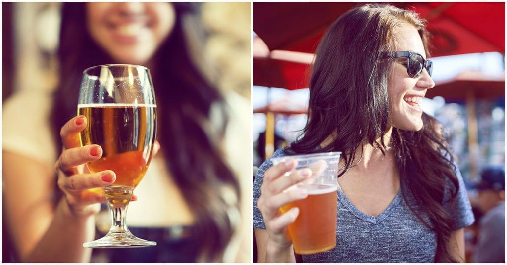 Bye, cremas antiarrugas; ¡bienvenida, cerveza!: un estudio dice que…
