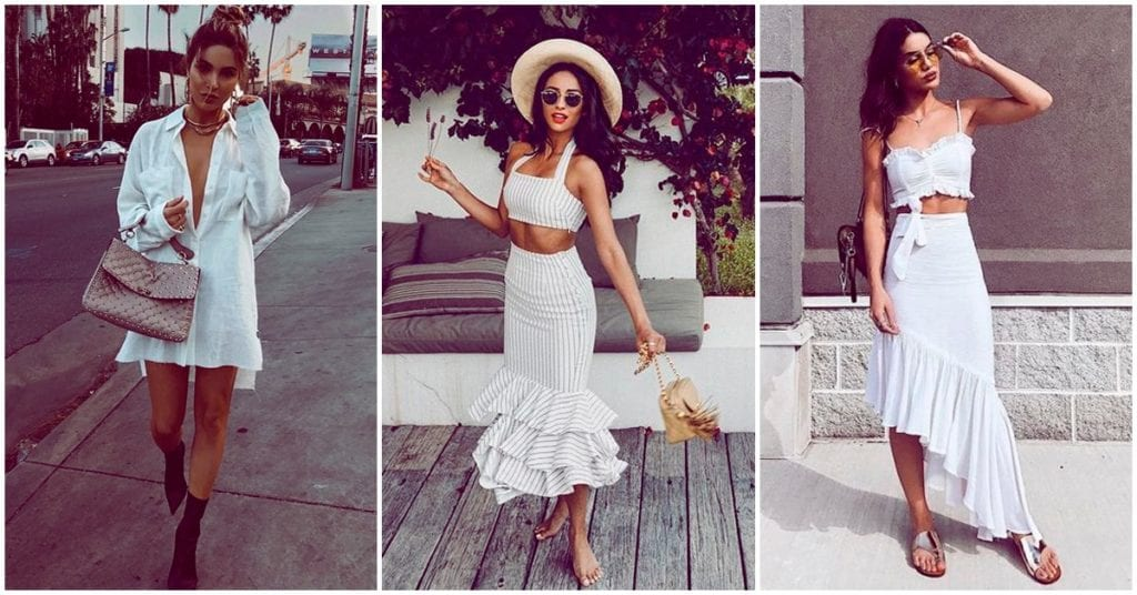 S.O.S: aprende a cuidar tus prendas blancas sin percudirlas