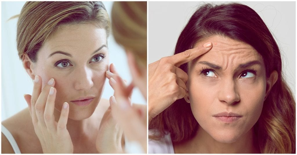Consejos para combatir la flacidez y arrugas del rostro