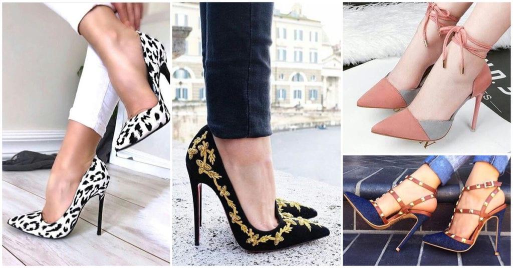 Escoge unos stilettos según tu personalidad