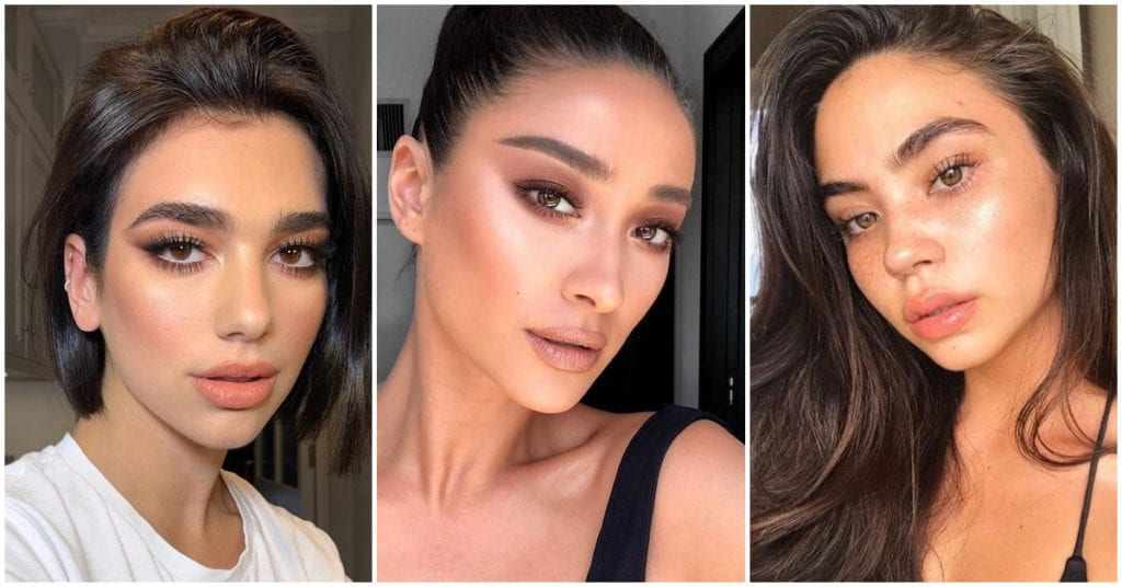 Makeups discretos y bonitos para ir a la escuela