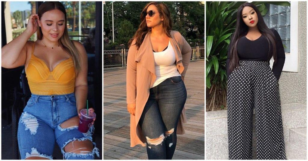 7 tips para vestirte bien cuando eres una chica con curvas