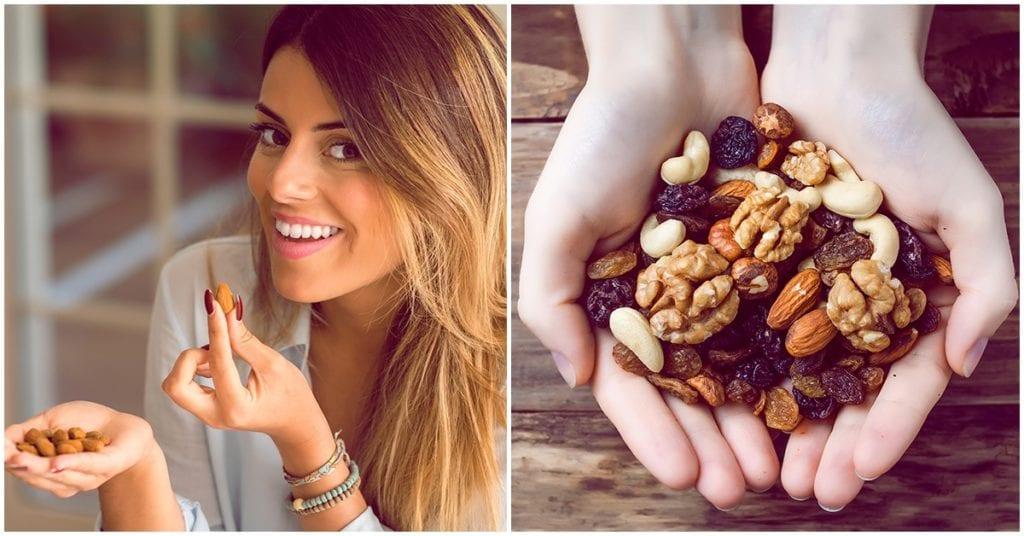 Comer demasiados frutos secos parece no ser tan buena idea como creías