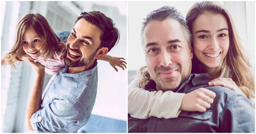 La relación padre-hija influye en la elección que ella haga del hombre que quiera amar