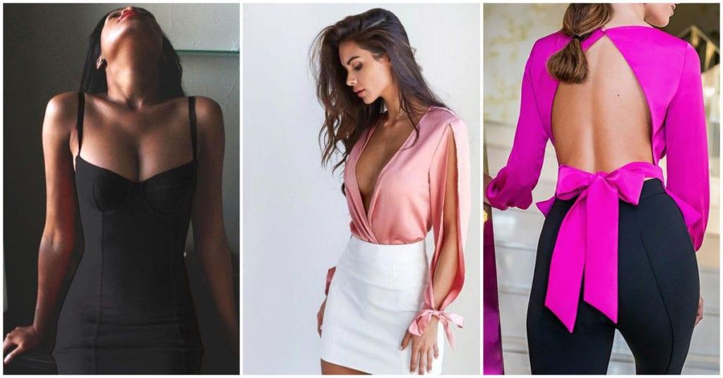 Tips para vestirte sexy sin pasarte de la raya…
