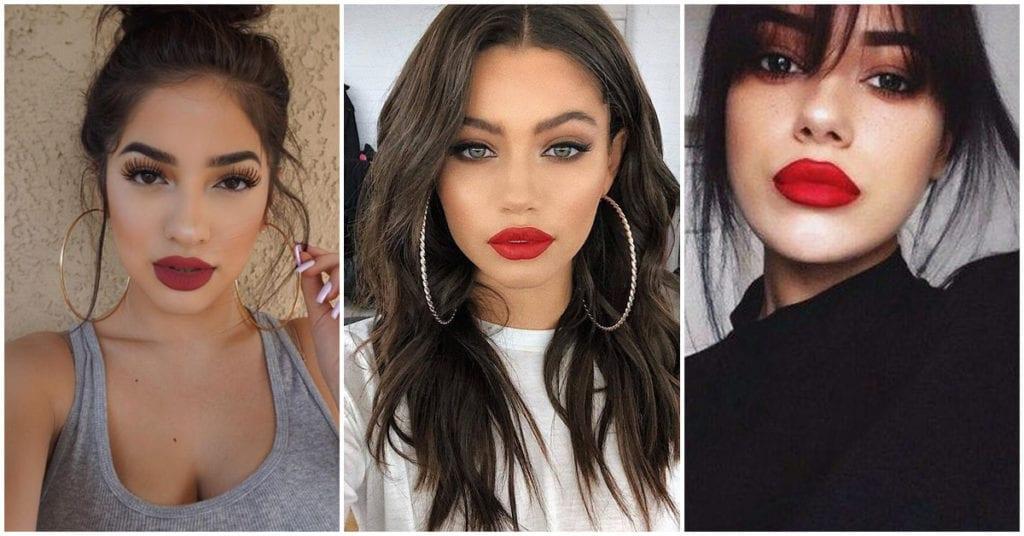 Cómo usar tu lipstick rojo para lucir sofisticada
