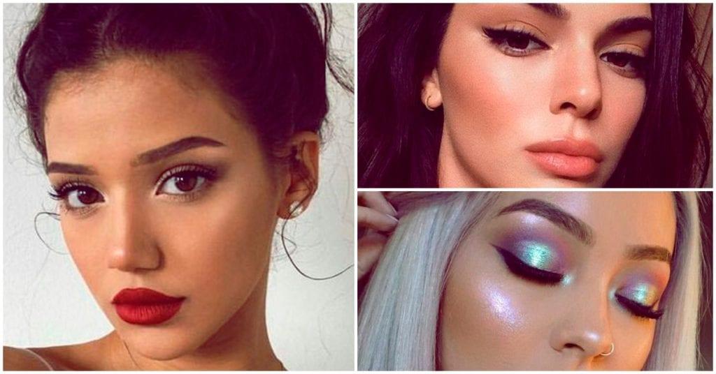 Las tendencias de makeup que amamos y también las que no tanto