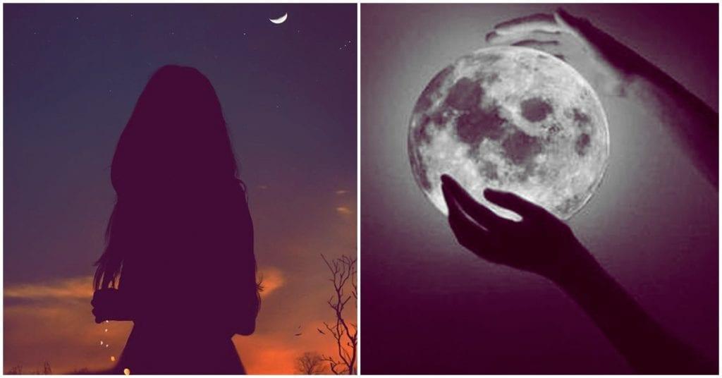 Rituales que favorecen tu belleza con las lunas de Octubre