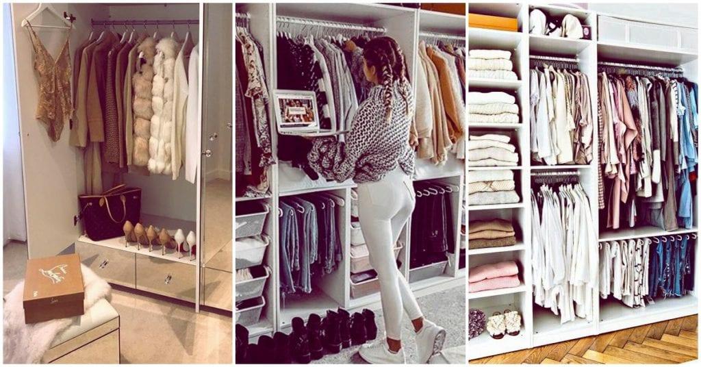 La mejor forma de depurar tu armario es ésta…