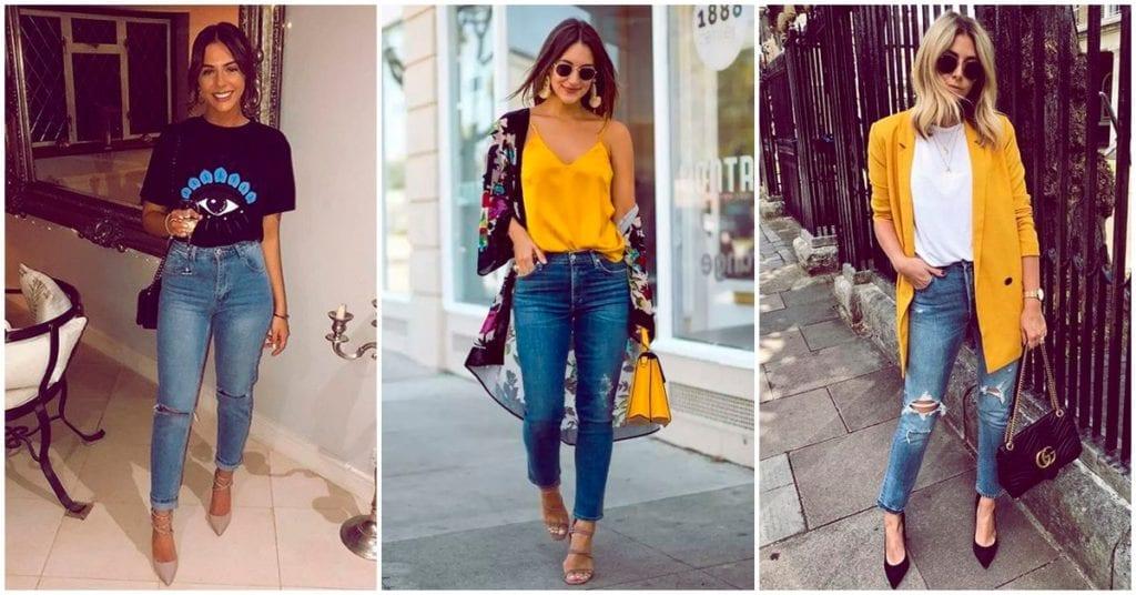 Diferentes formas de usar tus jeans para ir a una fiesta