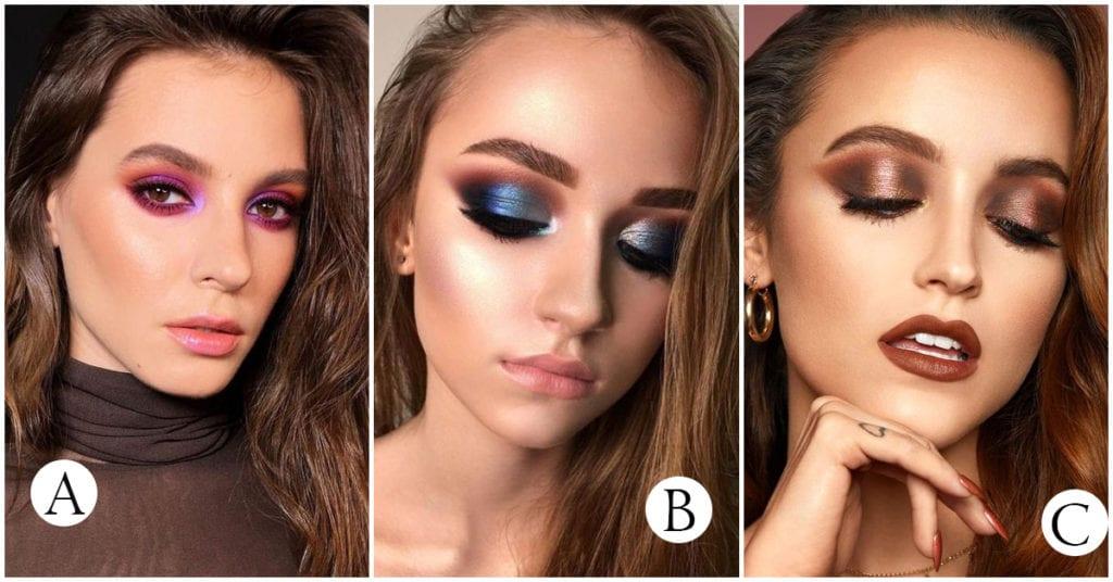 Makeups que puedes probar para lucir diferente este fin de semana