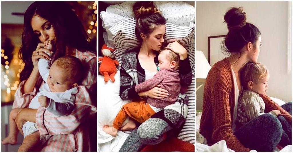 Hay veces en las que creo que no soy la mejor madre para mis hijos