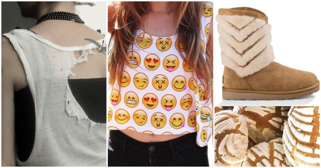 Las peores prendas que nos han dejado las modas de estos últimos años