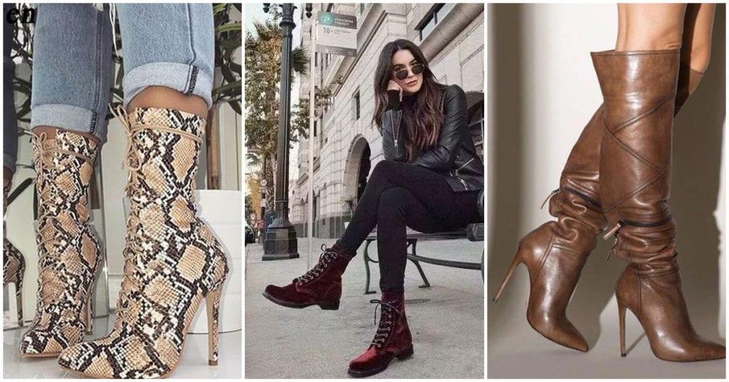 Las botas que vas a necesitar este otoño para estar a la moda