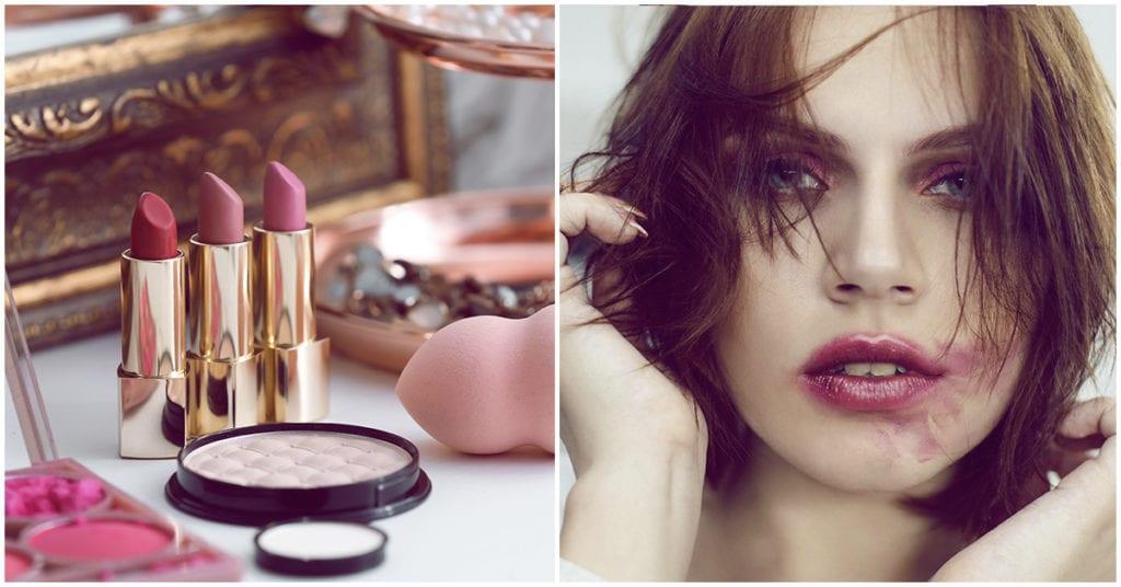Cosas asquerosas que hacemos con el makeup y ni en cuenta