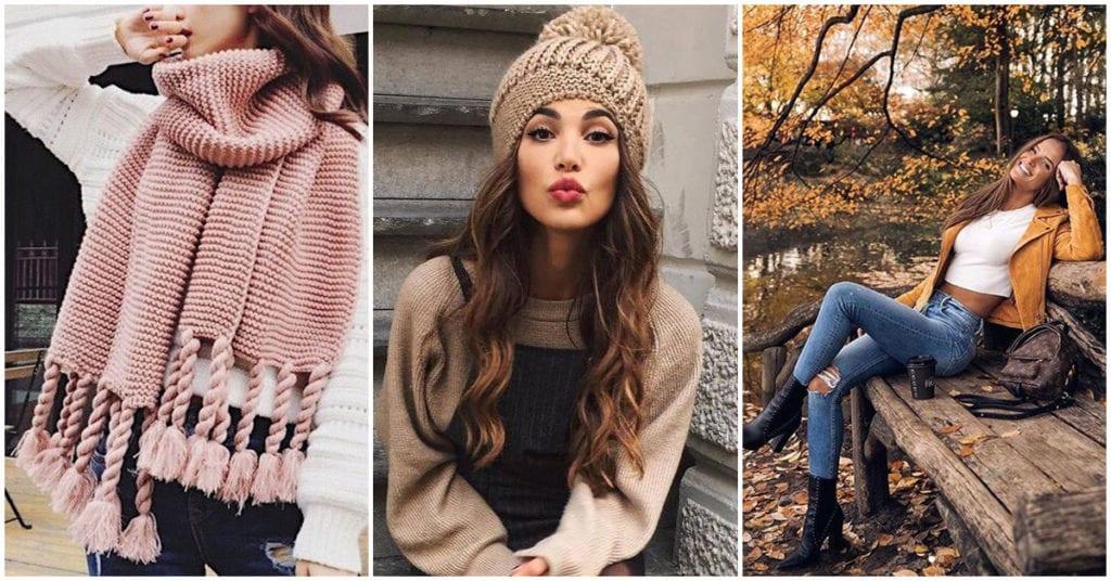 Outfits para lucir guapísima en este otoño