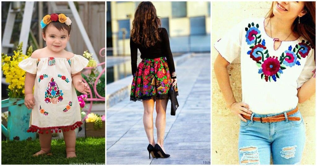 Outfits para ser la más guapa en estas fiesta patrias