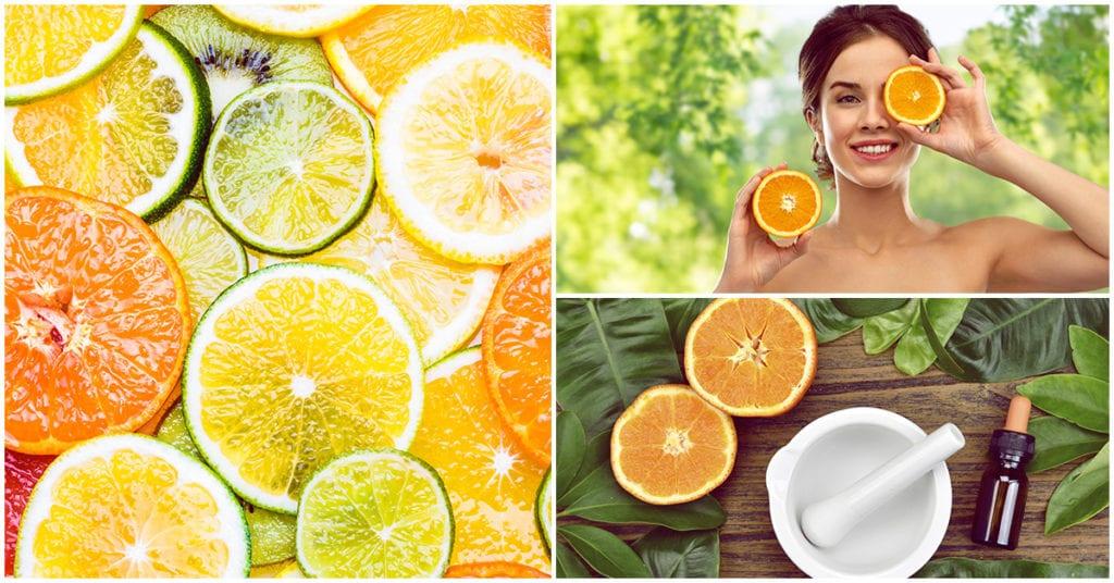 Los beneficios de la Vitamina C en tu piel