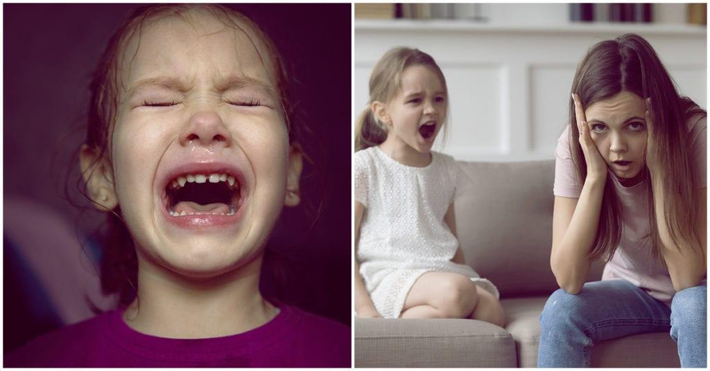Pequeños actos que malcrían a cualquier niño