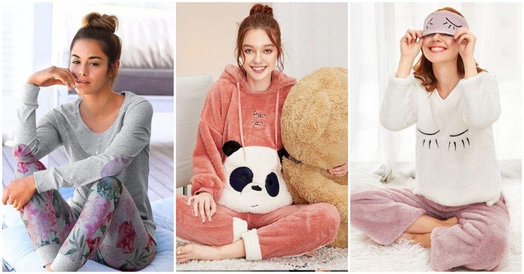 Pijamas perfectas para dormir en noches de frío