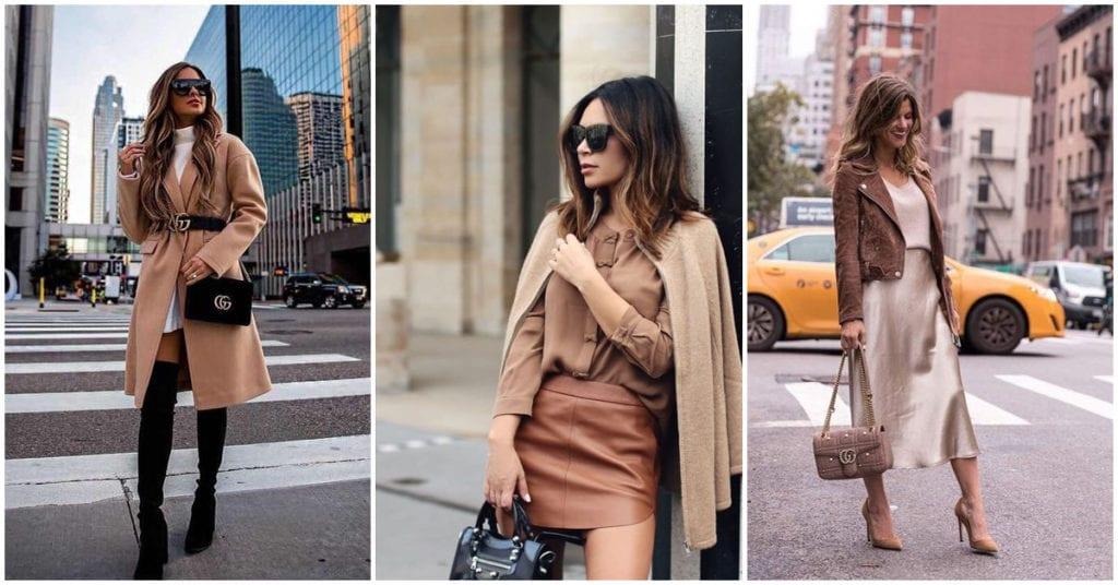 Cómo combinar tus prendas color nude como una experta en moda