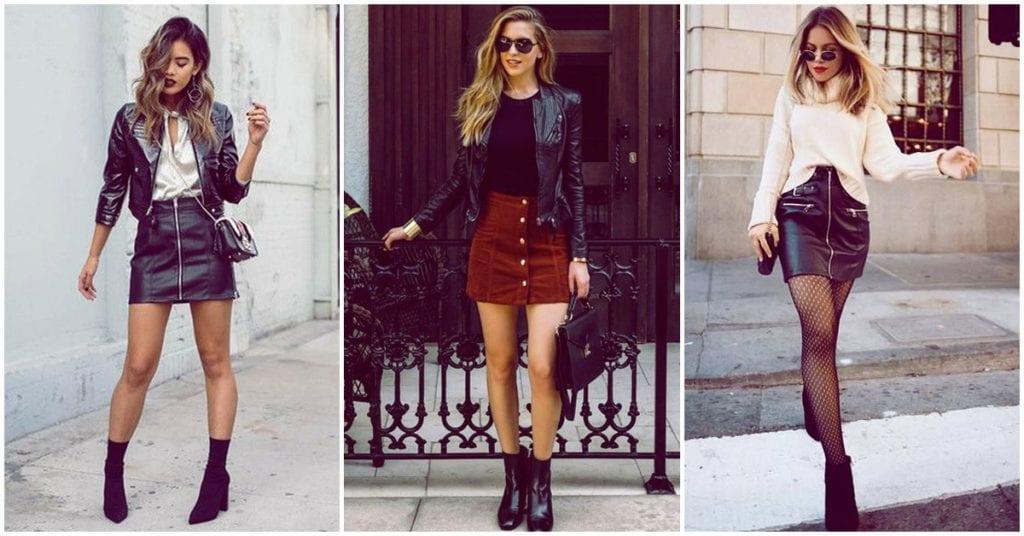 Minifaldas: te digo cómo llevarlas para ser la más sexy
