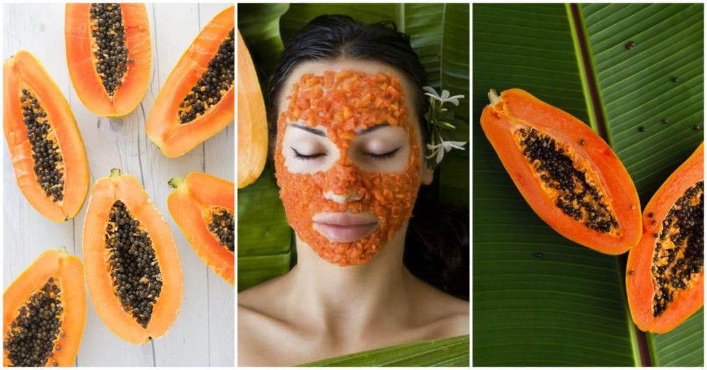 Beneficios de consumir papaya para tu piel