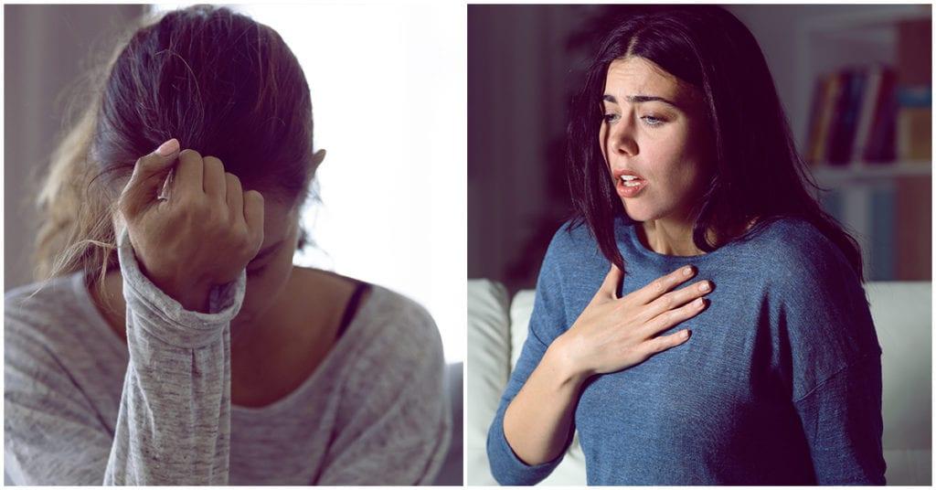 7 Señales de que sufres ansiedad y necesitas algo de ayuda