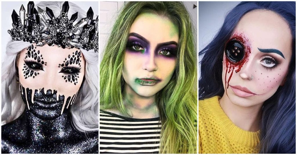 Tips de experta: Cómo maquillarte este halloween sin morir en el intento