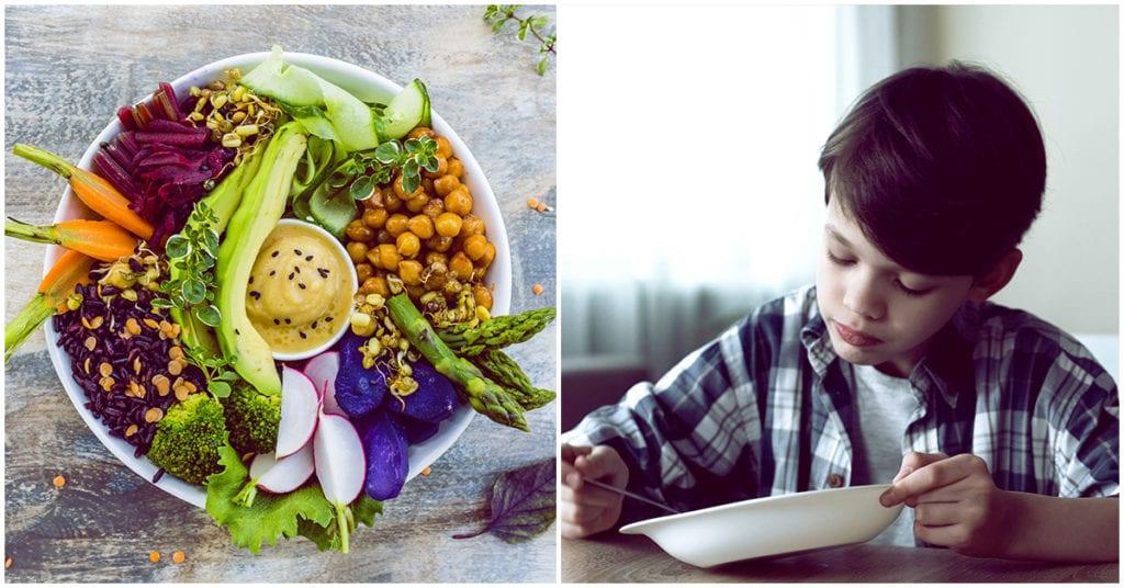 Niños veganos ¿Buena o mala idea?