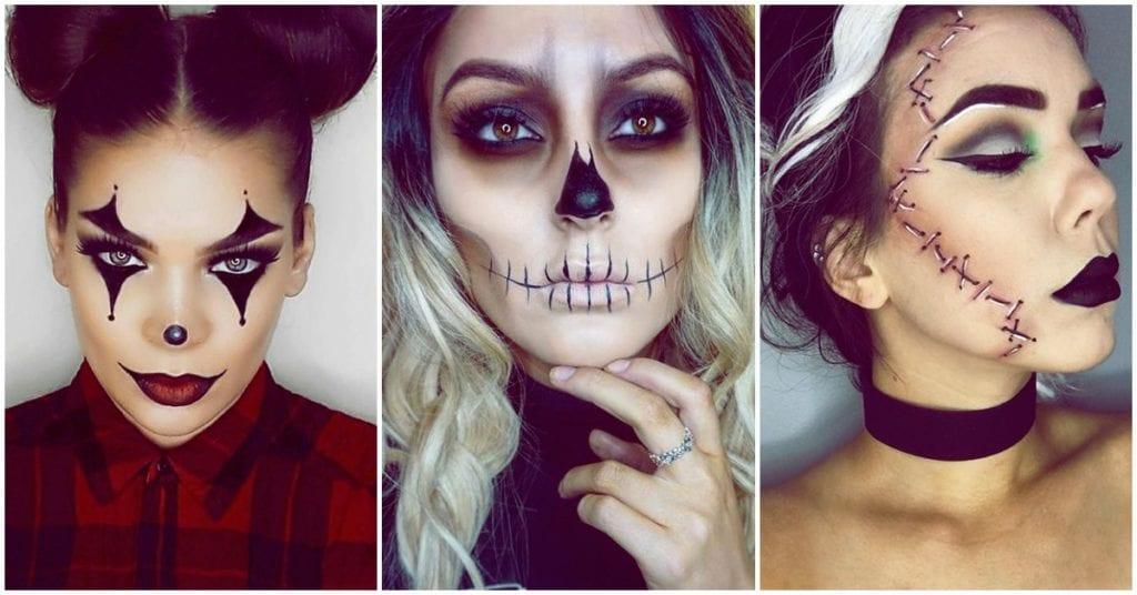 Opciones de makeup si no quieres pintarte por completo la cara