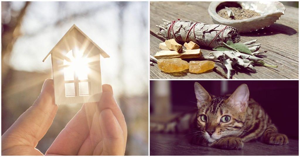 Cómo proteger tu casa de los malos espíritus