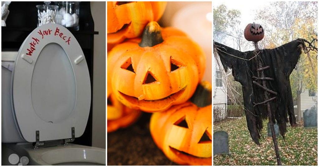 Cómo decorar tu casa este halloween ¡Diviértete con las chiquitos en casa!