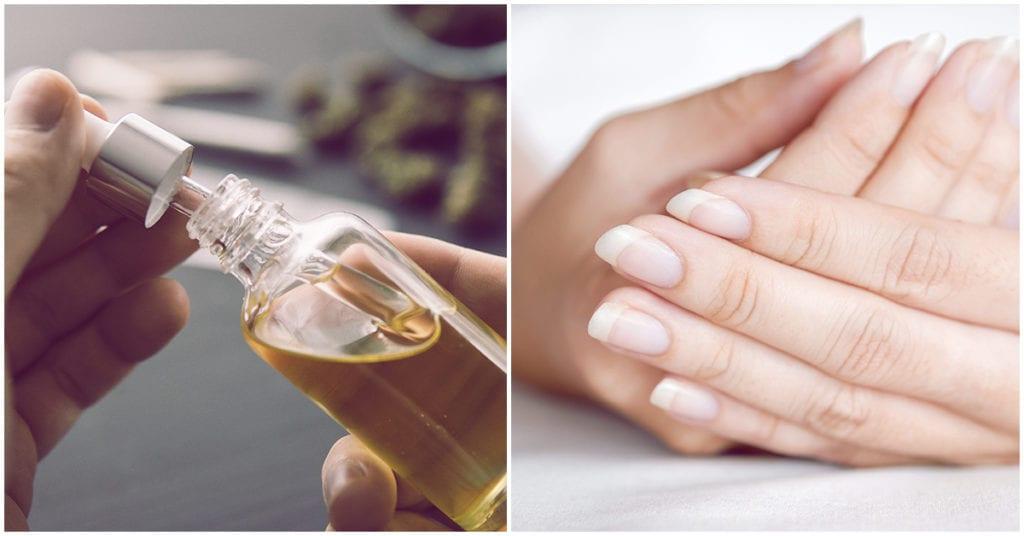 Aceites que refuerzan tus uñas para que no se quiebren