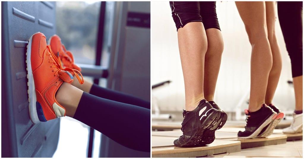 Marca tus pantorrillas con estos ejercicios super sencillos