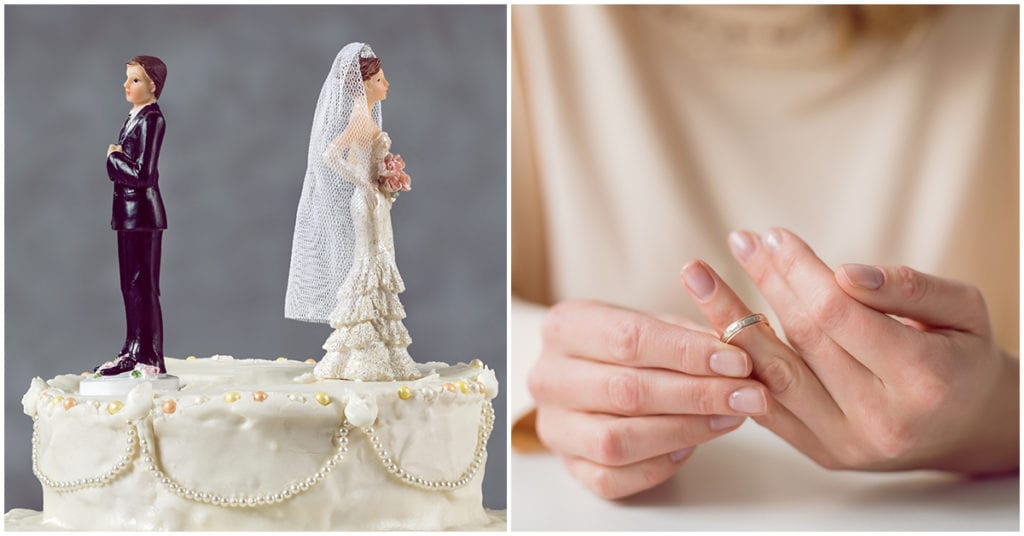 Cómo superar un divorcio sin sentir que el mundo se te viene encima