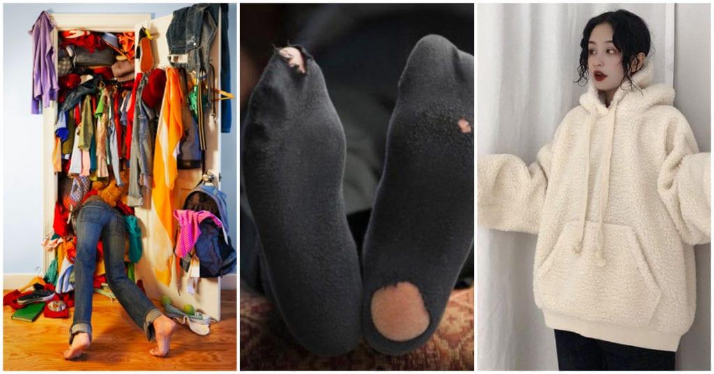 Ya no cabe más en tu closet: Estas son las prendas que tienes que tirar si o si