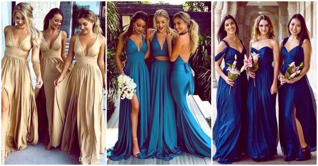 S.O.S cómo escoger el mejor vestido para tus damas de honor